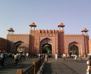 Jaipur-Pink-City-Gates