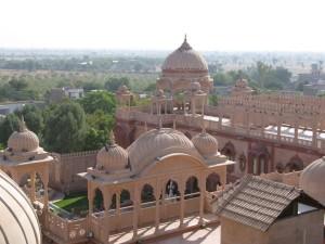 Khimsar Fort, Khimsar, Rajasthan211